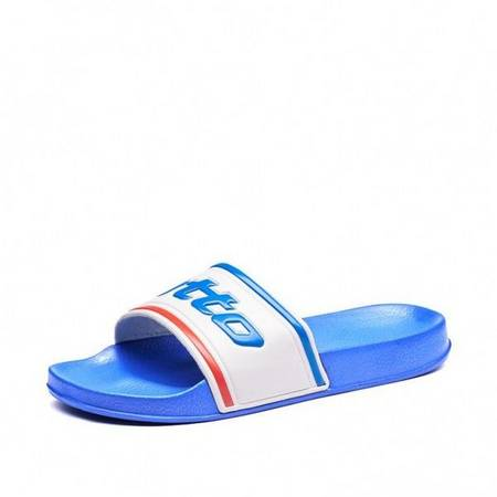 Шлёпанцы мужские Lotto MIDWAY IV SLIDE  PACIFIC BLUE/ALL WHITE/FLAME RED 213386/5T3